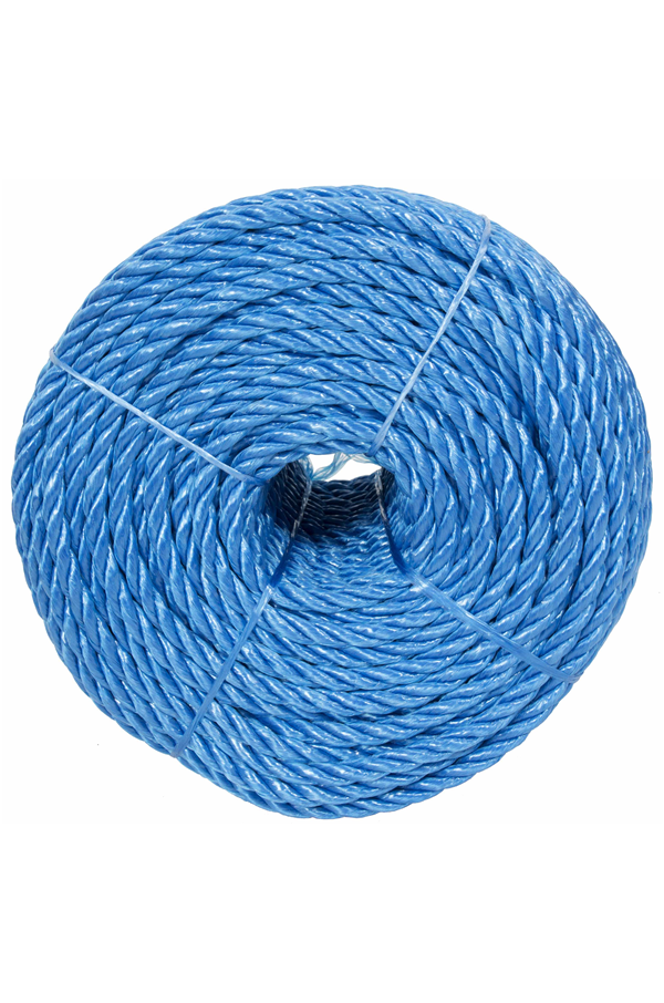 100mtr Coil Of 6mm Polypropylene Rope Ppr6mm 100mtr