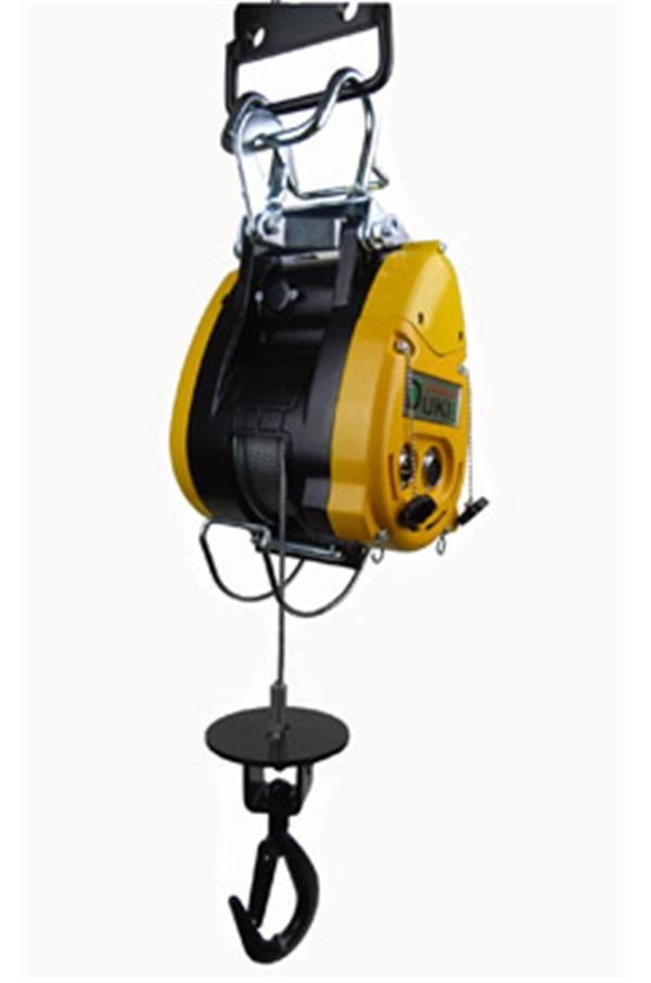 Wire Rope Hoist, WLL 500KG, 110 Volt, 40mtr | DUKE-DU500A-110V ...