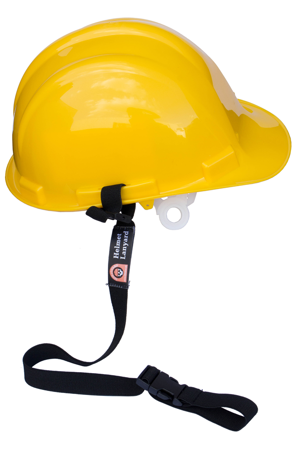 Skullguard Elastic Helmet Lanyard With Buckle Skull