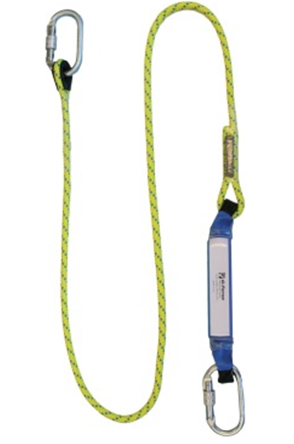 Harness  U0026 Shock Absorber Lanyard Kit