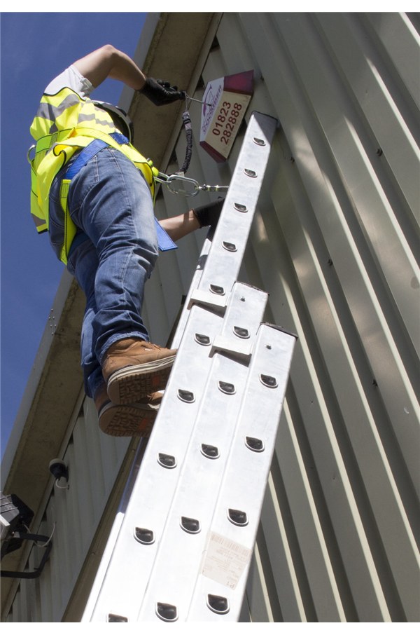 Ladder Safety Fall Protection Kit Level 1