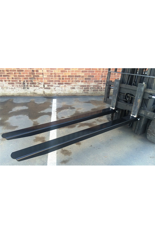 Heavy Duty Fork Lift Extensions : Heavy duty fork extensions max forks mm ife hdbo