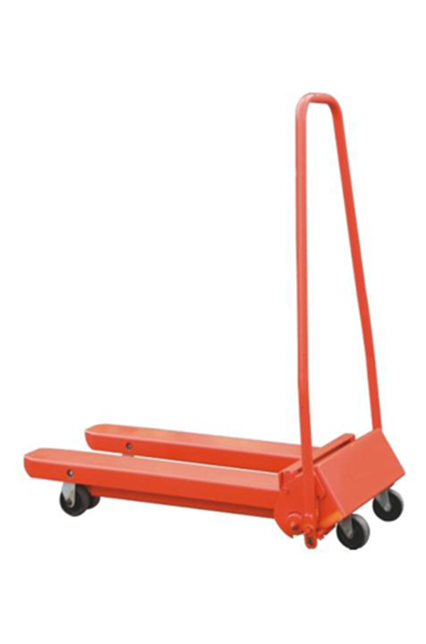 Mechanical Mini Pallet Truck Pt Ml0308 Safetyliftingear