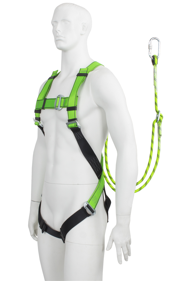 fully adjustable safety harness kit for access platform / cherry picker  restraint, fully adjustable