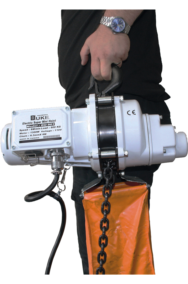 500kg Electric Hoist  110 Volt