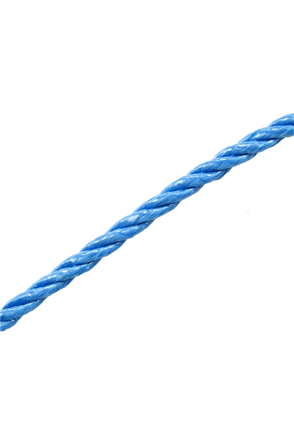 Mtr coil of mm polypropylene multipurpose rope