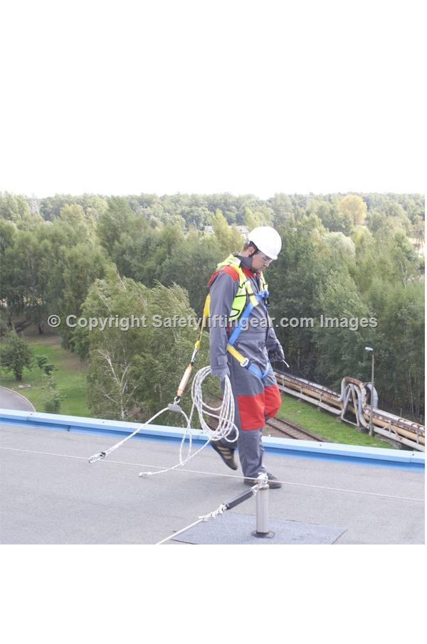 Permament Horizontal Safety Line System Prim Prim