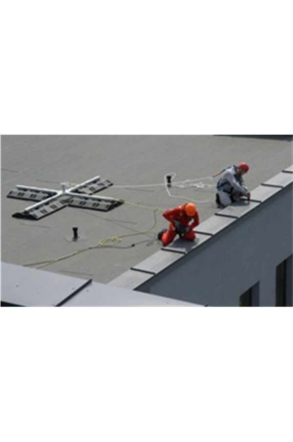 Roof Man Safety Anchor For 2 People Gfim200