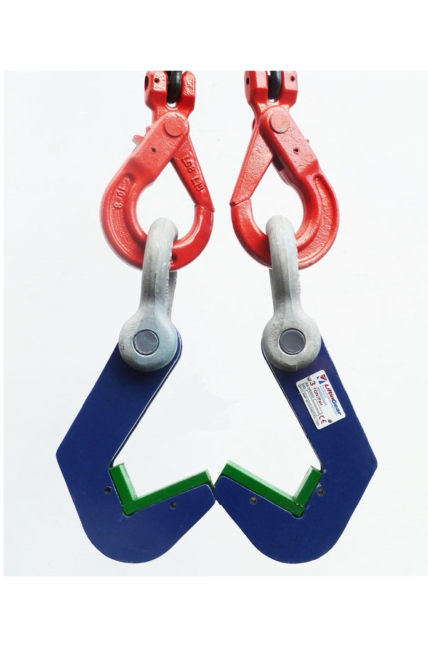 Pipe Hooks Capacity Per Pair 8 Tonne With Surface
