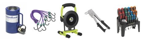 Hydraulics & Workshop Tools