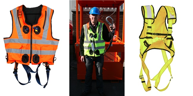 Hi-Vis Safety Harness