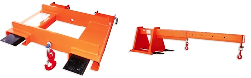 Forklift Attachments & Jibs