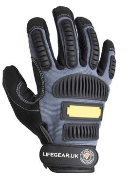 Industrial Work Gloves: Keep Your Hands Safe! Post Industrial Economy