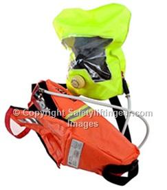 Emergency breathing apparatus