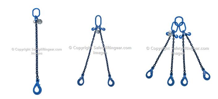 Grade 100 Chainslings