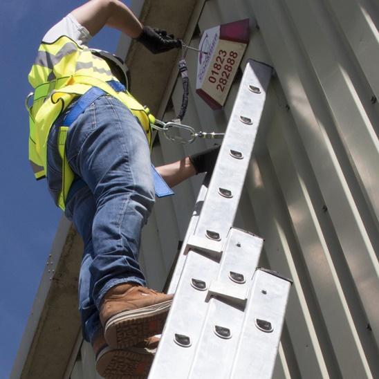ladder regulations