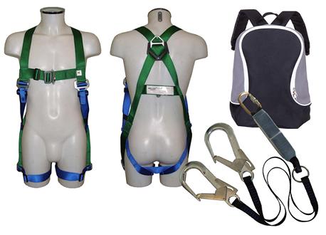 abtech safety kits, safety harness kits