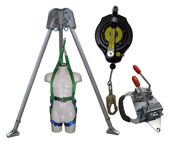 confined space equipment, confined space safety
