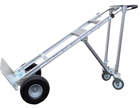 alutruk material handling, sack trucks