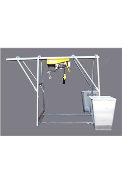 builders gantry crane hoist