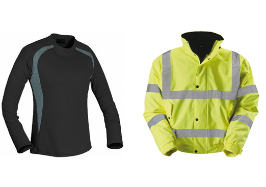 Cold Weather Gear Vest and Jacket