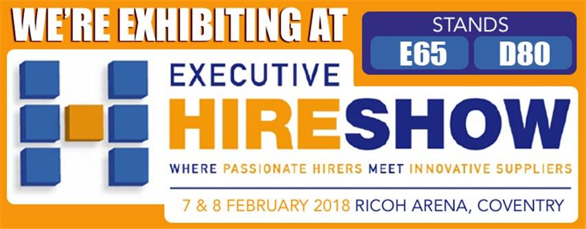 Executive Hire Show 2018