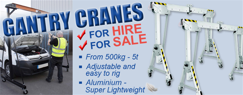 gantry crane sale