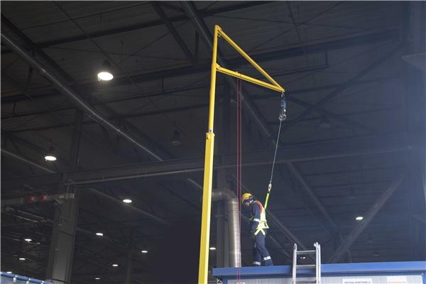 Hangman Frame Anchor System