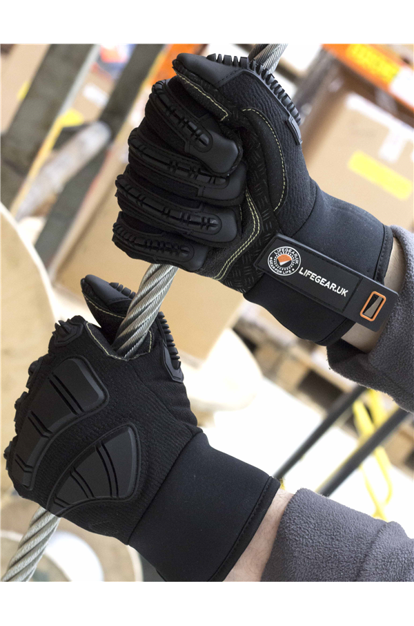 discount work gloves