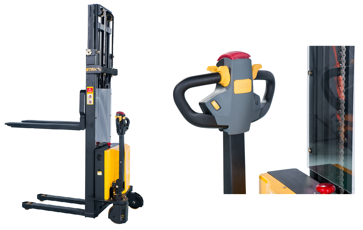 loadsurfer, lifting products, pallet truck, electric stacker