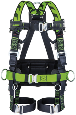 Miller height safety harness