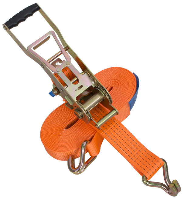 ergonomic ratchet lashings