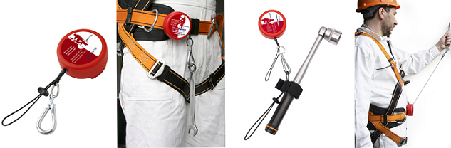 Retractable Tool Lanyards