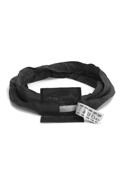 Steel Core Black Roundsling