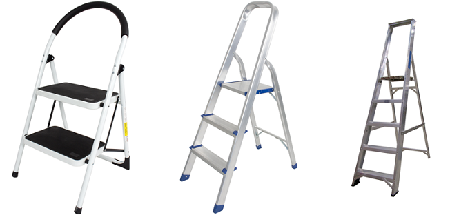 Work Step Ladders