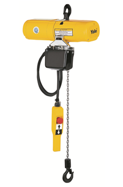 Yale CPS Lightweight Electric Chain Hoist