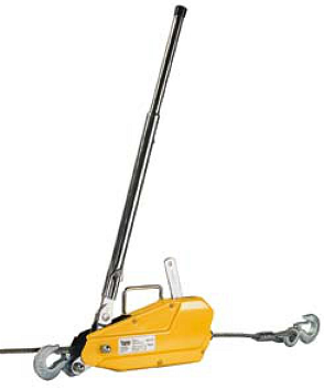 wire rope winches, wire rope cable pullers